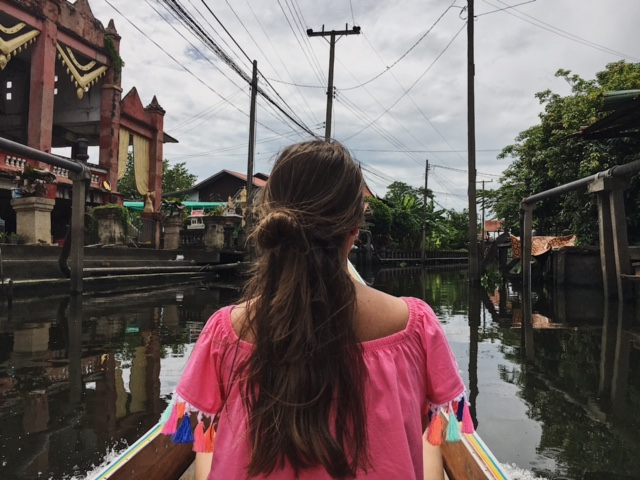 Escaping the craziness of Bangkok