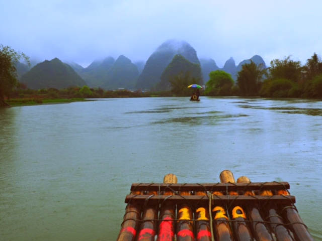 The Countryside of China – Karst mountains &Yangshuo