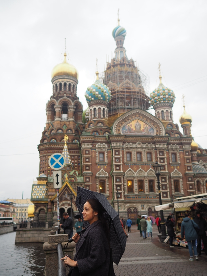 The TransMongolian Express Part 1 – Saint Petersburg