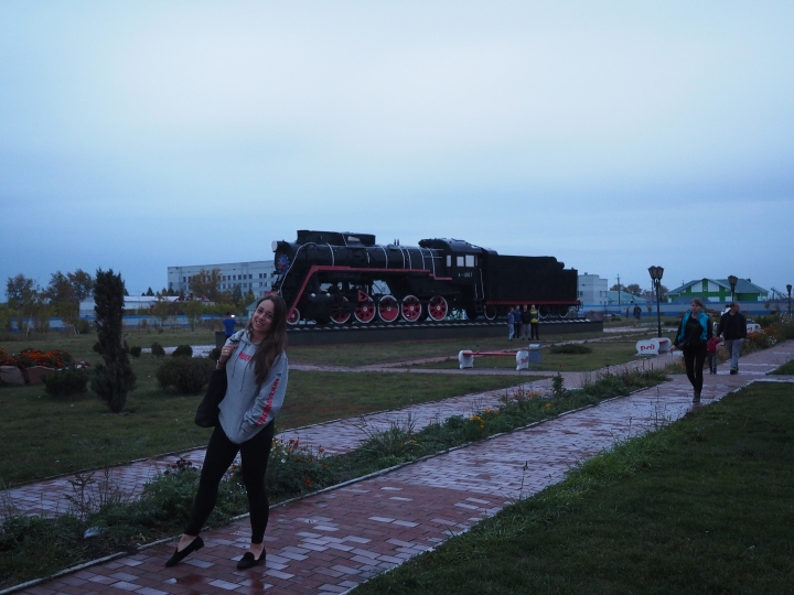 The TransMongolian Express part 3: The Train ride to Siberia!