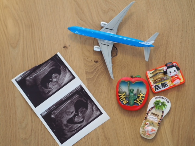 Travel tips: Flying while Pregnant