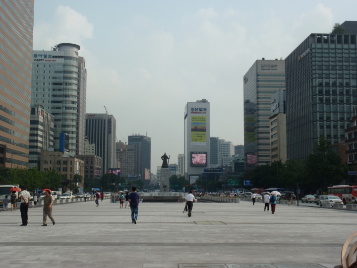 The Seoul of Asia – South Korea